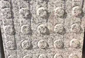 芝麻灰盲道石石材